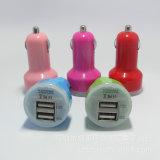 заряжатель автомобиля USB двойного порта 3.1A для всего мобильного телефона