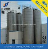 Grands réservoir de stockage de lait/silo extérieurs