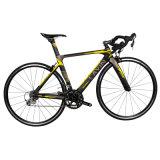 Kohlenstoff-Faser-Straßen-Laufenfahrrad-Schleife des Fahrrad-Hersteller-700c Microshift