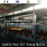 아프리카를 위한 EPS 그리고 바위 모직 샌드위치 위원회 기계