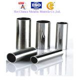 Tubi dell'acciaio inossidabile e tubi ASTM A554 201, 304, 316