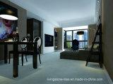 Azulejos llenos de la porcelana de la carrocería del color gris para la sala de estar