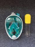 Цвет оборудования подныривания высокого качества подгонянные и маска Snorkel маски подныривания логоса