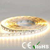 Ultra Bright 60LEDs / M impermeable IP65 SMD 2835 tira flexible del LED