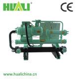 Doppelter Kompressor-geöffneter Typ wassergekühlter industrieller Wasser-Kühler
