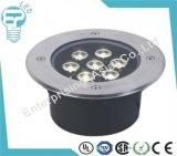 Indicatore luminoso sotterraneo esterno di illuminazione 30W LED in IP68