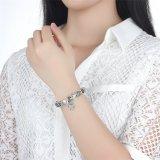 Form-Armband-Inner-Anhänger-Sicherheitskette-Schwarzes bezaubert Armbänder für Schmucksachen der Frauen-DIY