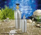 Cilindri di alluminio del CO2 per il sistema dell'acquario