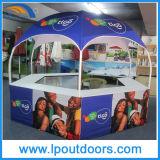 Шатер Gazebo купола киоска напольный рекламировать для выставки