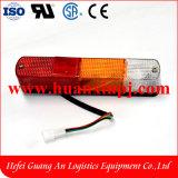 LEIDENE van de Vorkheftruck van Tcm Elektrische Staart Lichte 12V met 3 Kleuren