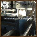 El panel y hoja de las lanas de roca que hacen la máquina (AF-S840)