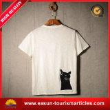 Hommes faits sur commande d'impression de T-shirt de T-shirt de Yiwu d'impression fait sur commande bon marché de T-shirt