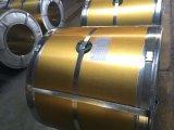 A792 Antifinger Az150 G550のGalvalumeの鋼鉄コイルはのための材料を飾る
