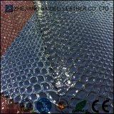 Выбитая кожа для ботинок, мешок Faux мебели PU поверхности яркости печатание Bonded