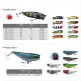 Выполненный на заказ яркий прикорм рыболовства Buggi Popper низкой стоимости
