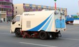 Sweeper Truck Italy Suction vacuum Street Cleaning Truck