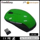 Fabrik-Entwurfs-Großhandelspreis-kühler Laptop-drahtlose Fahrer-Maus