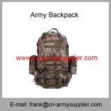 Het rugzak-Leger van de camouflage rugzak-Openlucht rugzak-Militaire Rugzak
