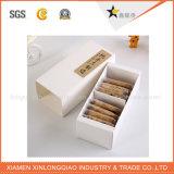 Pequeños rectángulos de encargo del cosmético del papel del regalo