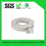 El doble adhesivo de la espuma de acrílico del tejido echó a un lado cinta