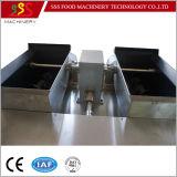 Máquina Encrusting automática de alto rendimiento que rellena los pasteles de la crepe de la máquina que hacen el fabricante de la máquina