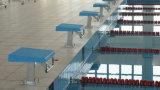 Blocs commençants olympiques de piscine d'acier inoxydable