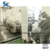 高品質のHorizntalのデカンターのFuyiの産業遠心分離機の分離器