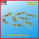 Contatto d'ottone della molla di alta precisione per lo zoccolo (HS-BC-005)