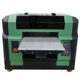 A3 малый принтер размера Wer-E2000 UV для печатание случая телефона