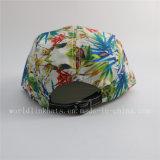 Шлем Brim панели таможни 5 плоский с заплатами вышивки 3D