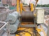 يستعمل [سكند هند] [توور كرن] مع يرفع قدرة من 6 طن إلى 10 طن لأنّ عمليّة بيع