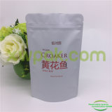 Мешок застежки -молнии фольги листьев чая изготовленный на заказ заказа