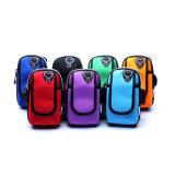 Neoprene Gym Running Wrist Pouch Phone Arm Bag