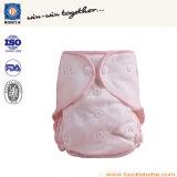高品質OEMの工場によってカスタマイズされる赤ん坊の布のおむつ
