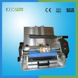 Máquina de etiquetas quente da etiqueta do couro do selo da alta qualidade Keno-L117