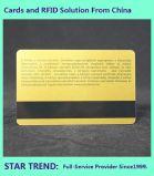 Тенденция звезды - карточка, карточка PVC, магнитная карточка
