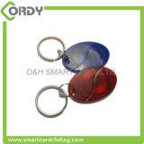 망고 안전 근접 아BS 플라스틱 RFID Keytag/Keyfob