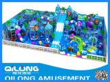 Equipamento interno do campo de jogos do tema clássico do oceano (QL-150521A)