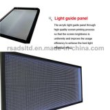 LED acrílico Magnetic Slim Box Light