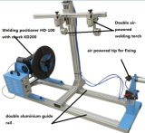 Ce Certified Welding Table HD-100 para ambiente Equipamento de soldagem