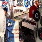 WPC Badezimmer-Schrank-Vorstand, der Maschine Belüftung-Kruste-Schaumgummi die Herstellung Maschine WPC verschalen lässt der Belüftung-Schaumgummi-Vorstand-Platten-Strangpresßling-Zeile