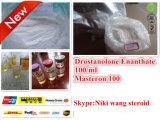 Dosificación sin procesar anabólica 200mg de Drostanolone Enanthate del polvo de la dosificación del ciclo