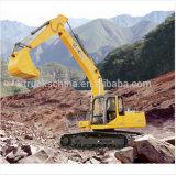 Máquina hidráulica da construção da máquina escavadora 22 toneladas