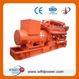 Van Diesel van Cummins Stille Type het Elektrische Type van Generator 20-1000kw Open