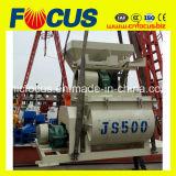 Js500 0.5m3の低価格の小さい具体的なミキサー機械