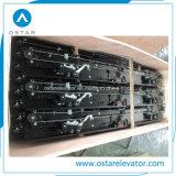 Sistema de la puerta del elevador con la puerta aprobada del aterrizaje de Selcom del Ce (OS31-02)