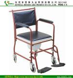Cadeira de aço resistente de luxe do Commode (3302)