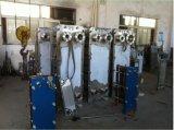 Échangeur de chaleur de plaque d'acier inoxydable pour la stérilisation et le refroidissement