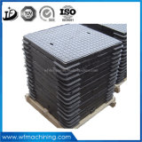 En125 A15 Gg20 Einsteigeloch Covers&Manhole Deckel für Mann-Methode/im Freien/Garten
