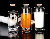 Copo de café de vidro sem chumbo do copo do leite do copo de Eco-Freindly